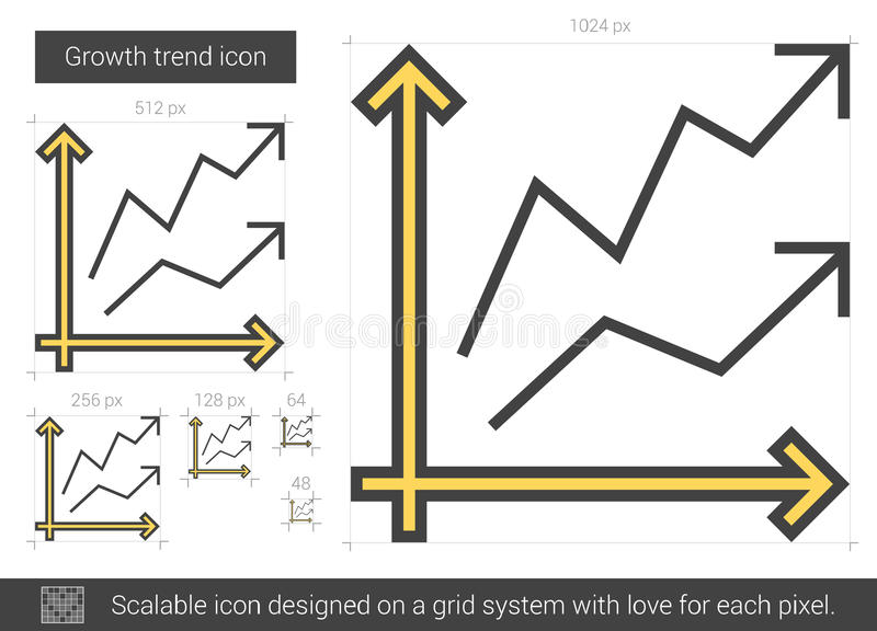 KB Come si crea una linea di tendenza lineare in un grafico a linee? :: think-cell